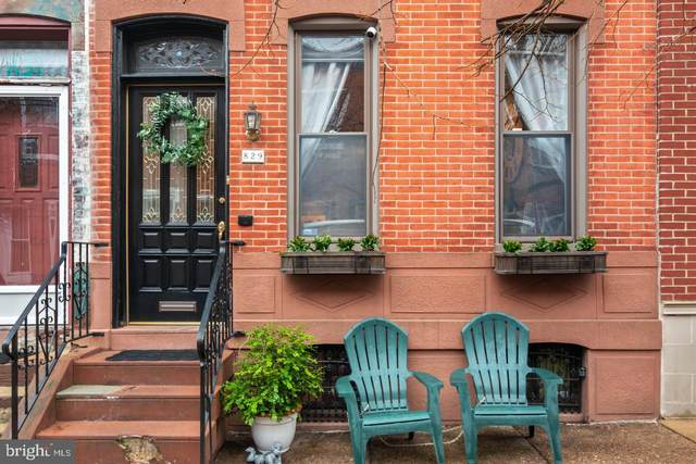 829 N Ringgold Street, PHILADELPHIA, PA 19130 (#PAPH872546) :: Jim Bass Group of Real Estate Teams, LLC