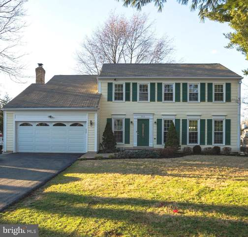7916 Bounding Bend Court, ROCKVILLE, MD 20855 (#MDMC696160) :: RE/MAX Plus