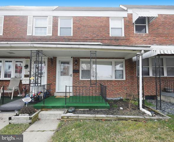 816 Jeannette Avenue, BALTIMORE, MD 21222 (#MDBC485630) :: Eng Garcia Properties, LLC