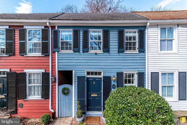 313 S Royal Street, ALEXANDRIA, VA 22314 (#VAAX243632) :: John Smith Real Estate Group