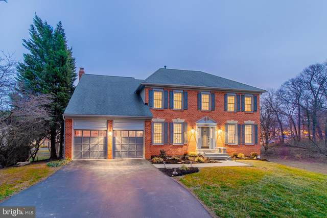 17817 Stoneridge Drive, NORTH POTOMAC, MD 20878 (#MDMC696164) :: Dart Homes