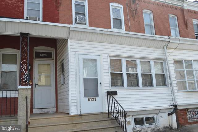 6121 Hegerman Street, PHILADELPHIA, PA 19135 (#PAPH872578) :: John Smith Real Estate Group
