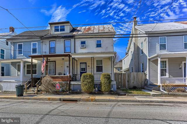 60 S Front Street, YORK HAVEN, PA 17370 (#PAYK133450) :: The Heather Neidlinger Team With Berkshire Hathaway HomeServices Homesale Realty