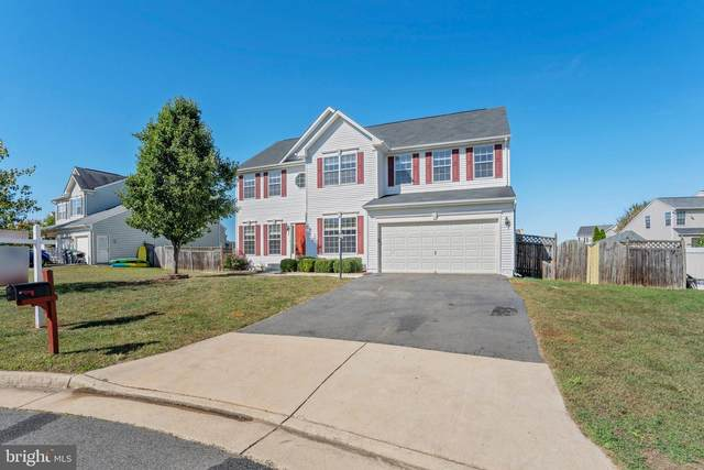 10790 Tibert Court, BEALETON, VA 22712 (#VAFQ164178) :: Jacobs & Co. Real Estate