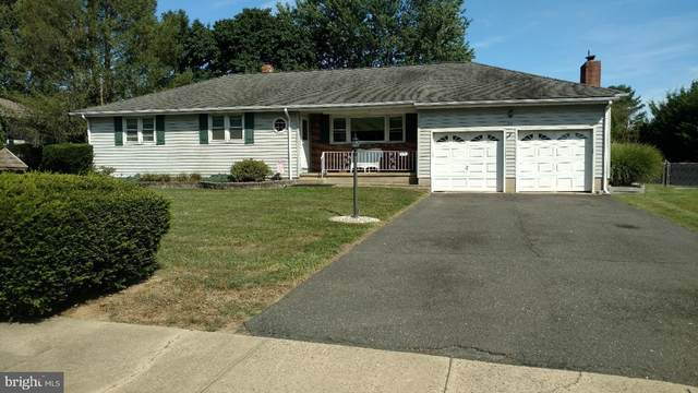 44 Drialo Drive, ALLENTOWN, NJ 08501 (#NJME291876) :: Ramus Realty Group
