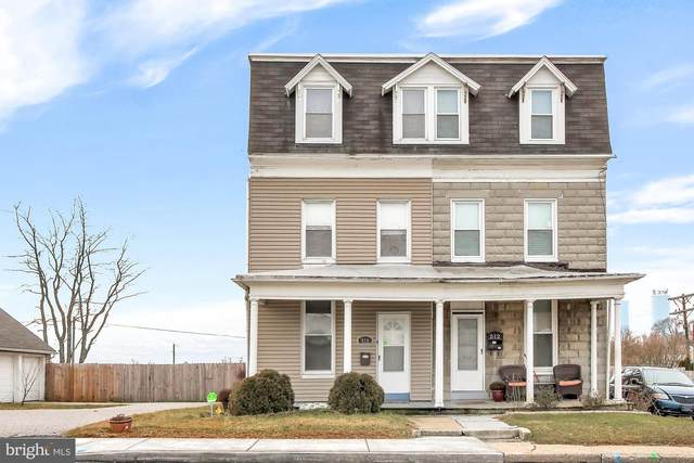 514 E Main Street, DALLASTOWN, PA 17313 (#PAYK133470) :: The Heather Neidlinger Team With Berkshire Hathaway HomeServices Homesale Realty