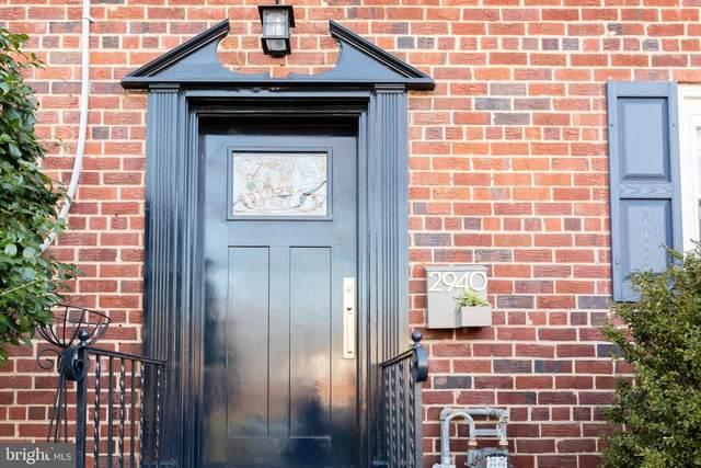2940 Hickory Street, ALEXANDRIA, VA 22305 (#VAAX243644) :: Bic DeCaro & Associates