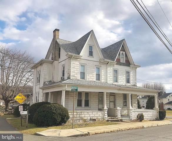21 Railroad Street, BECHTELSVILLE, PA 19505 (#PABK354404) :: Bob Lucido Team of Keller Williams Integrity