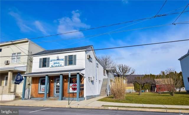 417 W Spruce Street, TAMAQUA, PA 18252 (#PASK129780) :: The Joy Daniels Real Estate Group