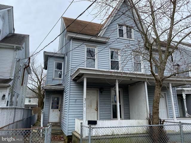 320 S 4TH Street, MILLVILLE, NJ 08332 (#NJCB125544) :: Larson Fine Properties