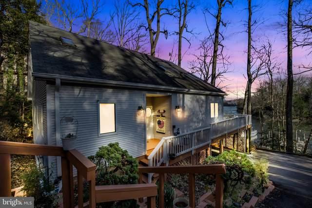2017 Crows Nest Lane, SAINT LEONARD, MD 20685 (#MDCA174708) :: Gail Nyman Group