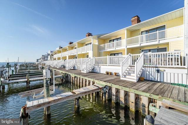 703 Rusty Anchor Road #7, OCEAN CITY, MD 21842 (#MDWO112194) :: Atlantic Shores Realty