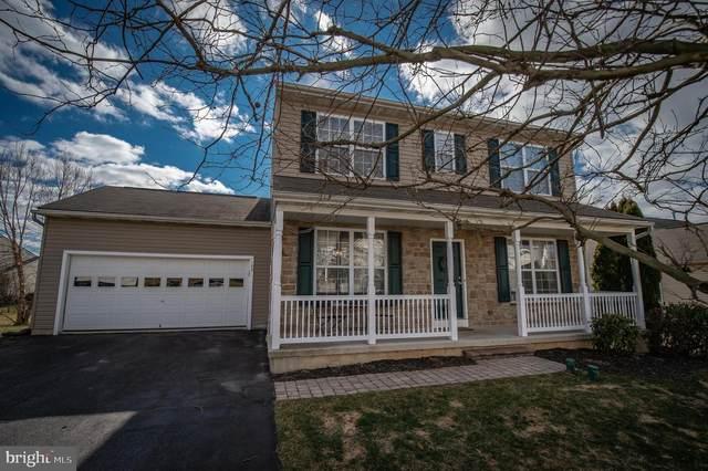 102 Jasmine Way, COATESVILLE, PA 19320 (#PACT498986) :: Keller Williams Real Estate