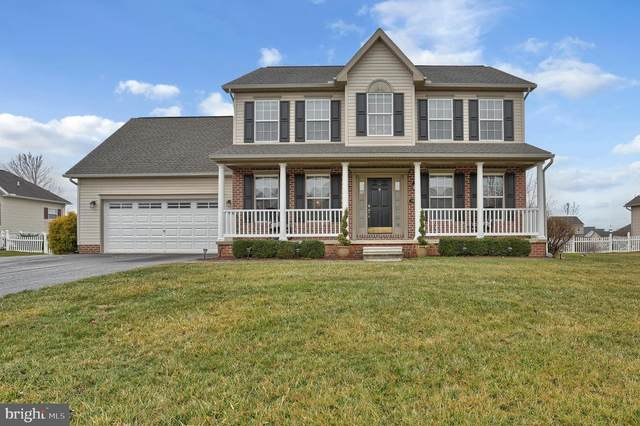 197 Barley Circle, HANOVER, PA 17331 (#PAAD110516) :: Liz Hamberger Real Estate Team of KW Keystone Realty