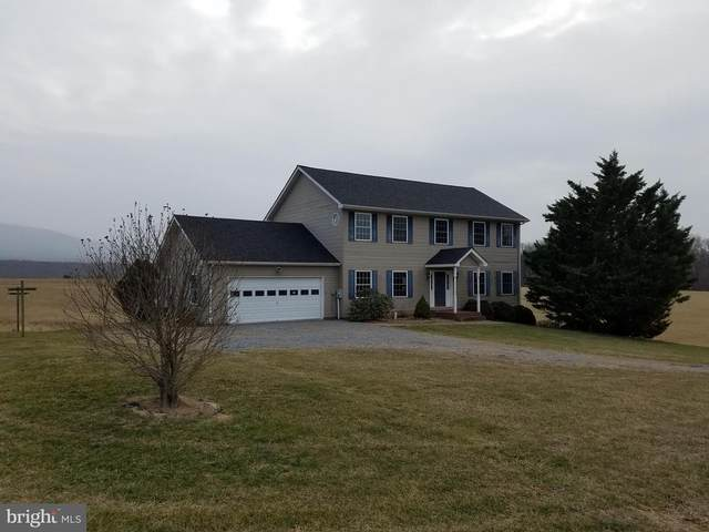 4957 Carpers Pike, HIGH VIEW, WV 26808 (#WVHS113794) :: The Miller Team