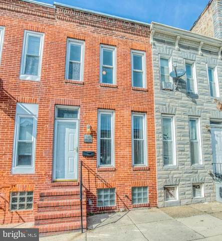 1140 Carroll Street, BALTIMORE, MD 21230 (#MDBA500706) :: Coleman & Associates