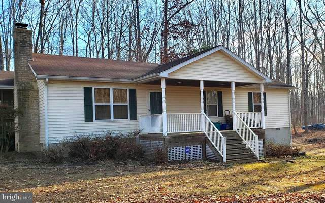 3111 Harmony Lane, BUMPASS, VA 23024 (#VASP219628) :: RE/MAX Cornerstone Realty