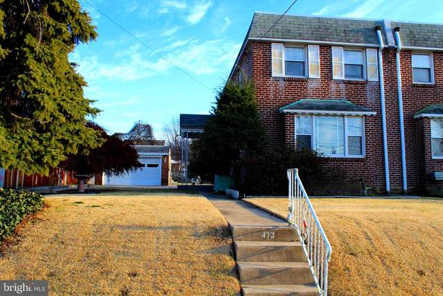 473 Cinnaminson Street, PHILADELPHIA, PA 19128 (#PAPH872752) :: Jim Bass Group of Real Estate Teams, LLC