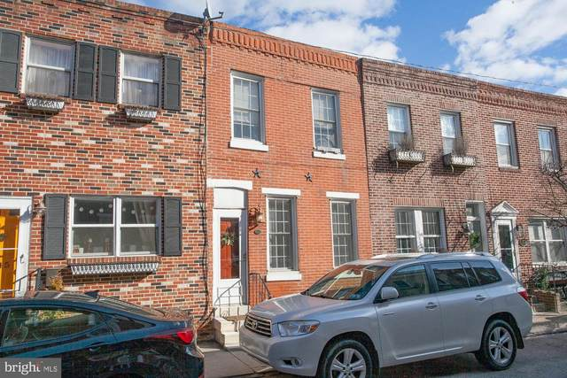 843 N Bambrey Street, PHILADELPHIA, PA 19130 (#PAPH872768) :: Jim Bass Group of Real Estate Teams, LLC