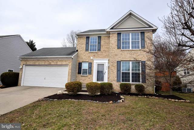 358 Enfield Road, JOPPA, MD 21085 (#MDHR243596) :: Pearson Smith Realty