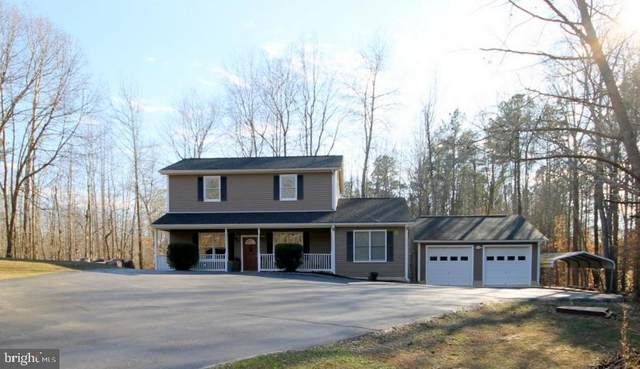 4574 Turkey Acres Road, KING GEORGE, VA 22485 (#VAKG119054) :: Great Falls Great Homes