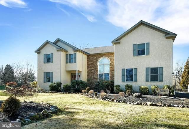 491 School Road, BLUE BELL, PA 19422 (#PAMC639316) :: Colgan Real Estate