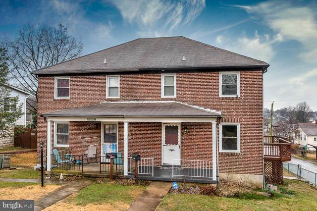 2705 Louise Avenue, BALTIMORE, MD 21214 (#MDBA500754) :: Bruce & Tanya and Associates