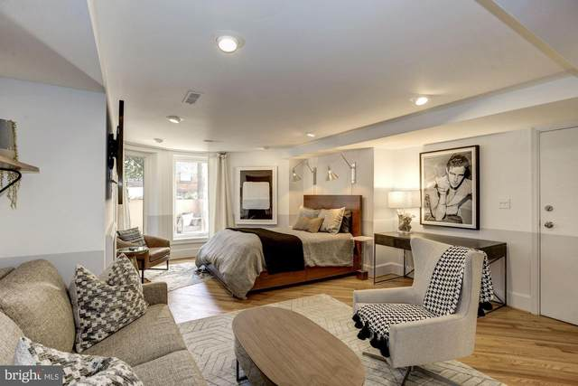 1409-1/2 21ST Street NW A, WASHINGTON, DC 20036 (#DCDC458914) :: John Smith Real Estate Group