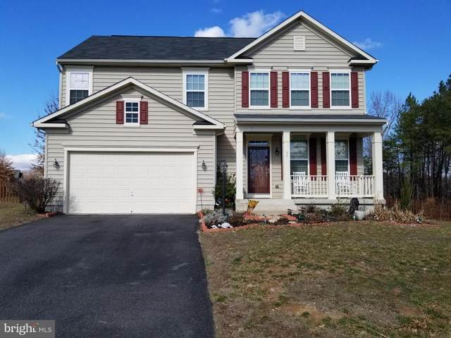 35 Manorwood Drive, FREDERICKSBURG, VA 22406 (#VAST218920) :: Green Tree Realty