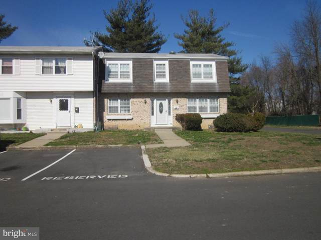 1901 Ironwood Lane #1710, BENSALEM, PA 19020 (#PABU489916) :: Scott Kompa Group