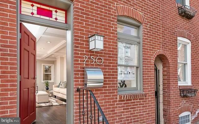 250 S Castle Street, BALTIMORE, MD 21231 (#MDBA500764) :: Revol Real Estate