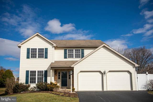 707 Kenneth Drive, MOUNT JOY, PA 17552 (#PALA158994) :: John Smith Real Estate Group