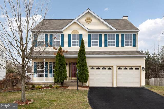 15550 Wheatfield Road, WOODBRIDGE, VA 22193 (#VAPW487864) :: The Sky Group