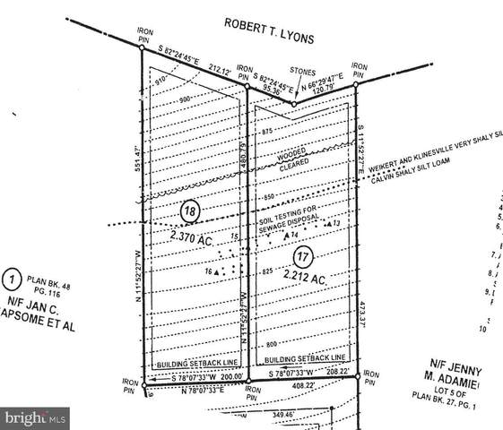 00 Hidden Valley Rd Lots 17 & 18, LOYSVILLE, PA 17047 (#PAPY101850) :: LoCoMusings