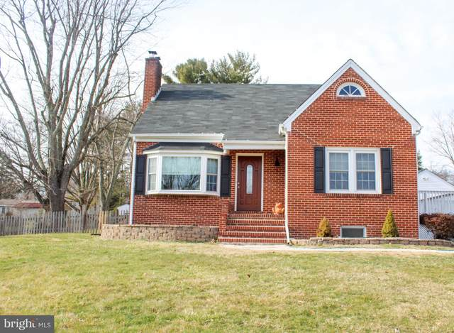 106 W Ring Factory Road, BEL AIR, MD 21014 (#MDHR243616) :: AJ Team Realty