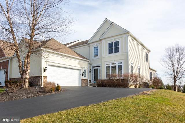 315 S Caldwell Circle, DOWNINGTOWN, PA 19335 (#PACT499048) :: The Team Sordelet Realty Group