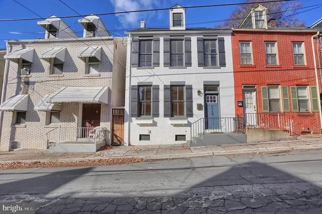 529 Saint Joseph Street, LANCASTER, PA 17603 (#PALA159008) :: John Smith Real Estate Group