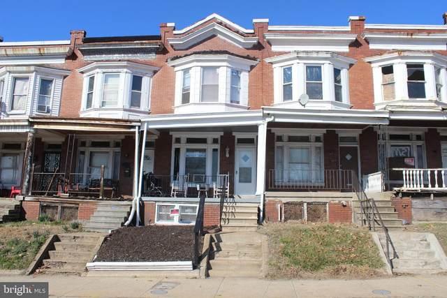 3026 Edmondson Avenue, BALTIMORE, MD 21223 (#MDBA500818) :: Speicher Group of Long & Foster Real Estate