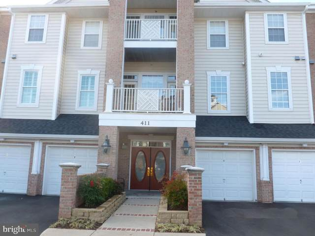 411 Hamlet Club Drive #103, EDGEWATER, MD 21037 (#MDAA425816) :: The MD Home Team