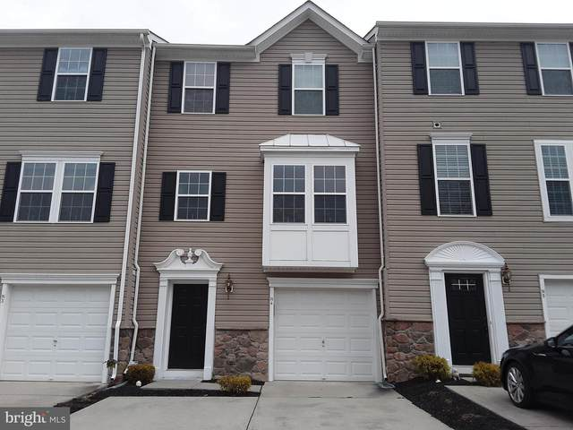 2102 E Oak Road N4, VINELAND, NJ 08361 (#NJCB125570) :: Larson Fine Properties