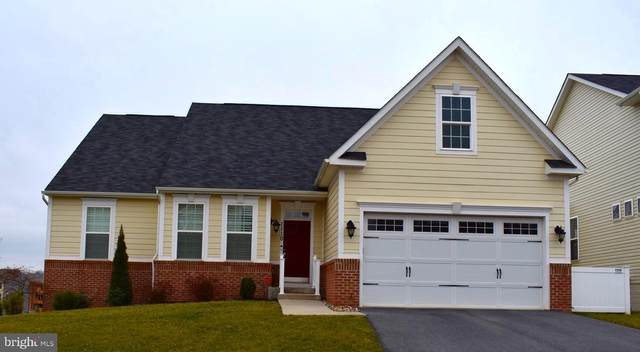 1110 Lakin Drive, FREDERICK, MD 21702 (#MDFR260104) :: Bruce & Tanya and Associates