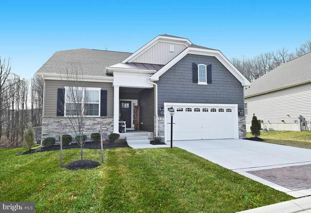626 Peace Chance Drive, HAVRE DE GRACE, MD 21078 (#MDHR243624) :: AJ Team Realty