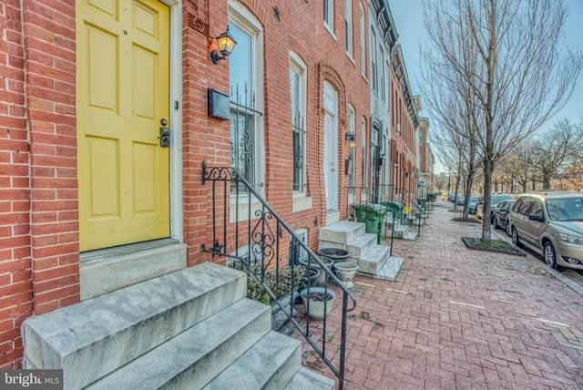 305 S Fremont Avenue, BALTIMORE, MD 21230 (#MDBA500830) :: Bic DeCaro & Associates