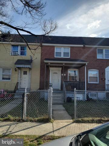 3707 10TH Street, BALTIMORE, MD 21225 (#MDBA500832) :: Bic DeCaro & Associates