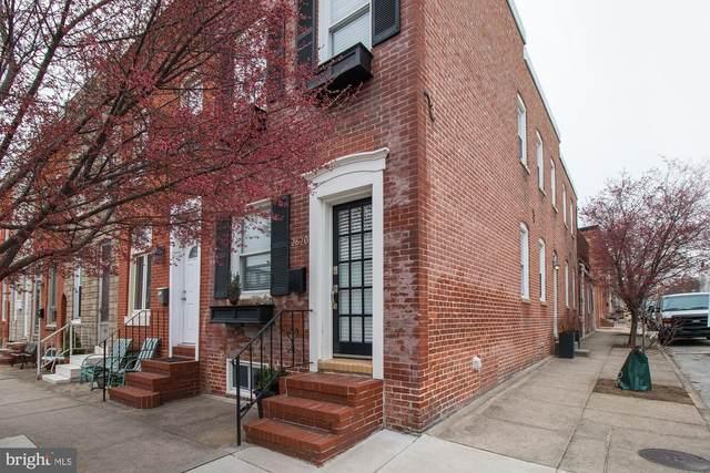 2620 Hudson Street, BALTIMORE, MD 21224 (#MDBA500834) :: Bic DeCaro & Associates