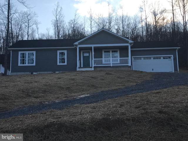 Conner Bowers Lot B-1, HEDGESVILLE, WV 25427 (#WVBE175002) :: The Licata Group/Keller Williams Realty