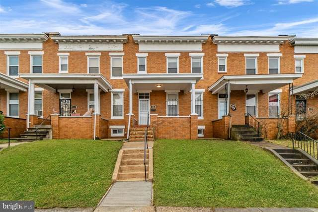 1709 E 32ND Street, BALTIMORE, MD 21218 (#MDBA500838) :: The MD Home Team