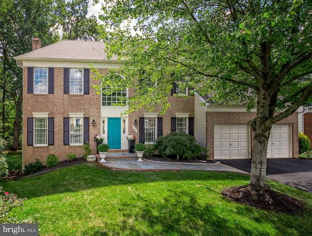 3721 Broadrun Drive, FAIRFAX, VA 22033 (#VAFX1112036) :: Speicher Group of Long & Foster Real Estate