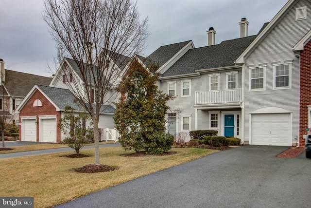 505 Amberleigh Drive, PENNINGTON, NJ 08534 (#NJME291950) :: John Smith Real Estate Group