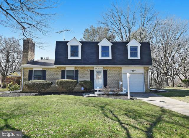 2405 Chetwood Circle, LUTHERVILLE TIMONIUM, MD 21093 (#MDBC485764) :: Pearson Smith Realty